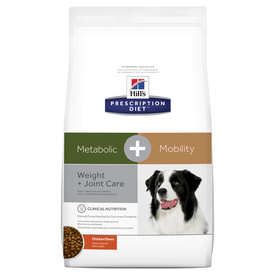 Hills Prescription Diet Metabolic Plus Mobility Dry Dog Food