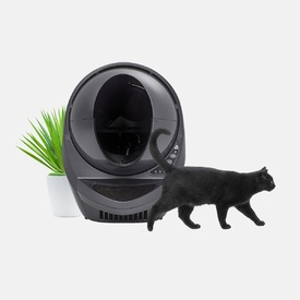 Litter Robot III Connect WIFI- Enabled Automatic Self Cleaning Cat Litter System