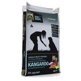 Meals for Mutts Single Ingredient Grain Free Dry Dog Food - Kangaroo 14kg
