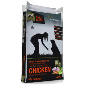 Meals for Mutts Single Ingredient Grain Free Dry Dog Food - Chicken 14kg