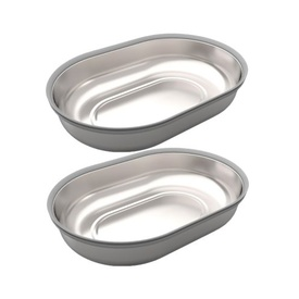 Sure Pet Care Stainless Steel Bowl Set for the Surefeed Bowl