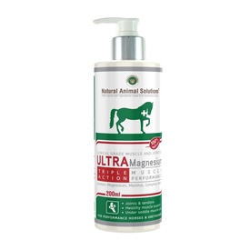 Natural Animal Solutions UltraMagnesium Gel for Greyhounds & Horses - 200ml