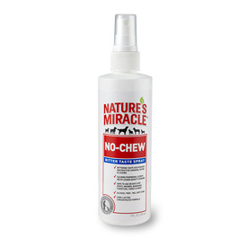 "Nature's Miracle ""No Chew"" Bitter Spray Pet Deterrant - 236ml"