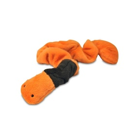 PLAY Bugging Out Erwin the Earthworm Stretchy Plush & Squeaky Toy for Dogs