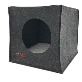 Snooza Cosy Nook Cat Cube with Cushion Insert