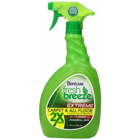 "Tropiclean ""Fresh Breeze"" Extreme Carpet & Floor Cleaner"