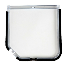 Transcat Cat Door White Flap