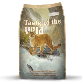 "Taste of the Wild ""Canyon River"" Feline Dry Food with Trout & Salmon"