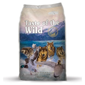 "Taste of the Wild ""Wetlands"" Dry Dog Food with Roast Fowl"