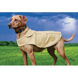 Weatherbeeta Moleskin Suede Dog Coat with Diamantes - Last Ones!