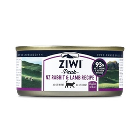 Ziwi Peak Moist Cat Food Rabbit & Lamb 85g x 1 can