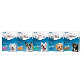Comfortis Flea Treatment Chewable Tablet for Dogs - 6-Pack - All Sizes