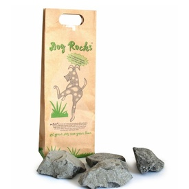 Dog Rocks Natural Lawn Protector - Add to Dog's Water Bowl