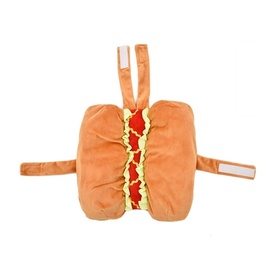 Hot Dog Costume for Cats or Dogs - Perfect For Parties or Halloween!