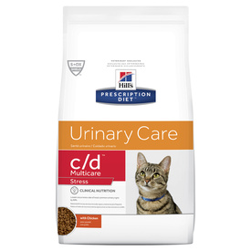Hills Prescription Diet C/D Multicare Feline Stress Dry Cat Food
