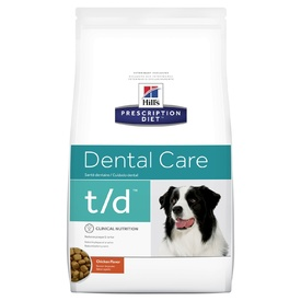 Hills Prescription Diet Canine T/D Dental Care Dry Dog Food