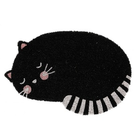 Mozi Feline Fine - Cat-shaped - Door Mat