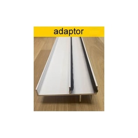 Patiolink Pet Door Adaptor to Lock Both Sliding and Security/Screen Doors