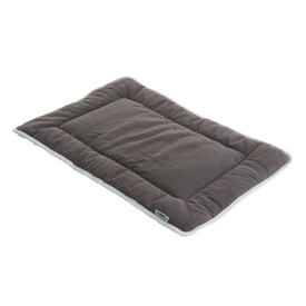 Rogz Flat Roll-up Double-Sided Lounge Podz Dog Mat - Grey