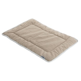 Rogz Flat Roll-up Double-Sided Lounge Podz Dog Mat - Stone