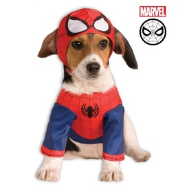 Classic Deluxe Marvel Spiderman Dog Costume