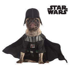 Star Wars Official Deluxe Darth Vader Pet Costumes in s for Cats & Dogs