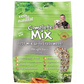 Vets All Natural Complete Mix Muesli for Fresh Meat & Veg Weight Loss for Dogs