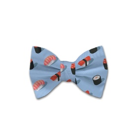 Zee Dog Bow Tie for Cats or Dogs - Wasabi Sushi