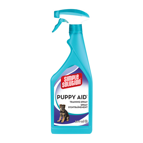 Simple Solution Puppy Training Aid Attractant Spray to Help Potty Train 500ml main image