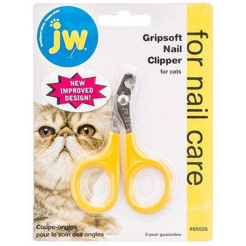 GripSoft Cat Nail Clipper Trimmer