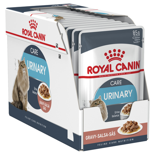 Royal Canin Urinary Care Moist Cat Food x 12 Pouches main image