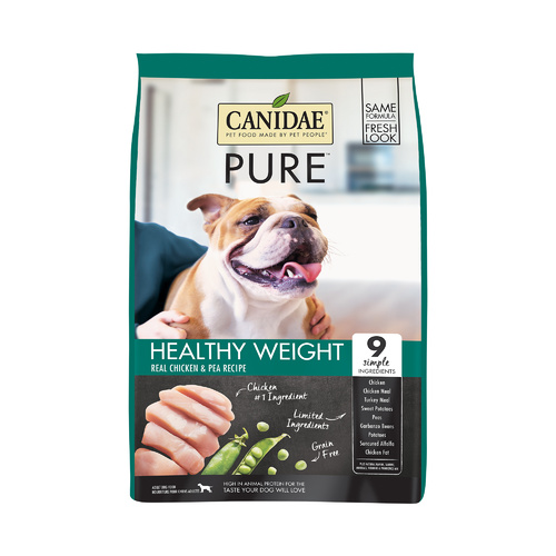 CANIDAE PURE Resolve Weight Management Formula with Fresh Chicken Dry Dog Food 5.4kg main image
