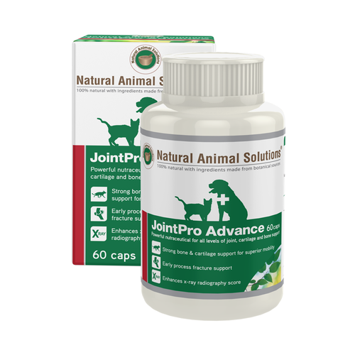 Natural Animal Solutions JointPro Advance for Cats & Dogs 60 capsules