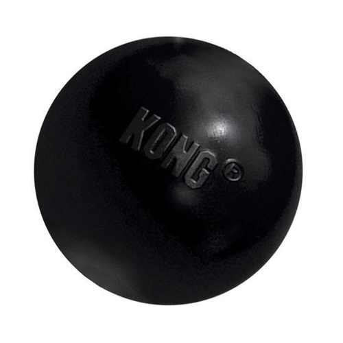 KONG Extreme Non-Toxic Rubber Fetch Ball for Tough Dogs